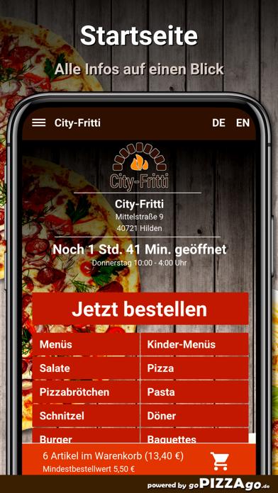 City-Fritti Hilden screenshot 2