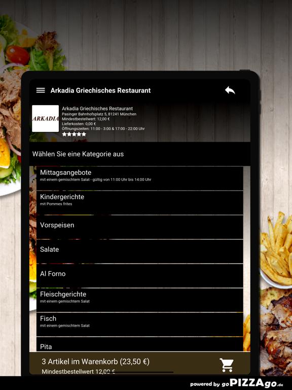 Arkadia München screenshot 8