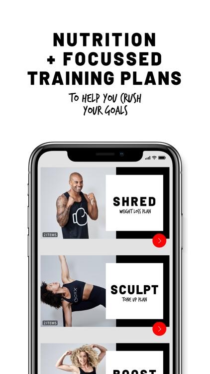 Boxx: Workouts & Fitness Plans screenshot-5