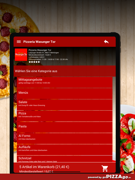 Wasunger Tor Meiningen screenshot 8