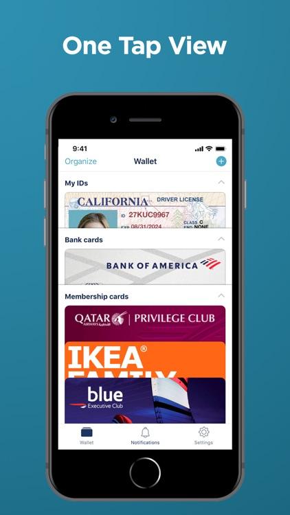 Folio: Digital Card Wallet screenshot-3