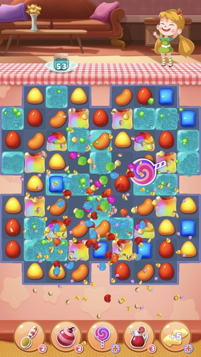Candy & Matching free Coins and Gold hack