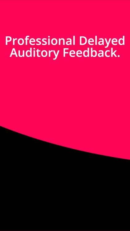 qb | Delayed Auditory Feedback