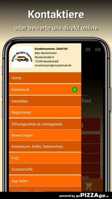 Guten Morgen Express Wiesbaden screenshot 3