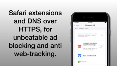 Bloquealos: AdBlock PrivacidadCaptura de pantalla de2