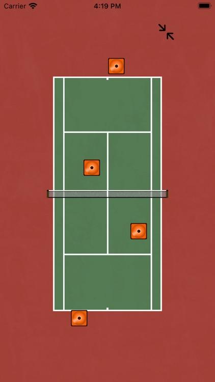 Tennis Playboard screenshot-3