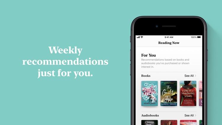 Apple Books screenshot-3