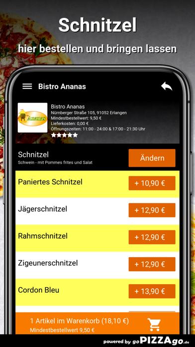 Bistro Ananas Erlangen screenshot 6