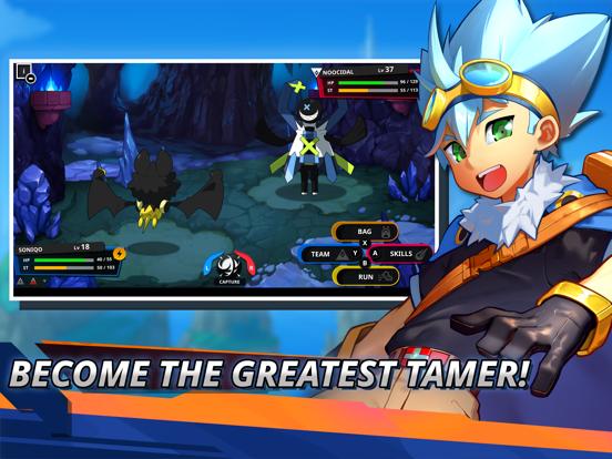 Nexomon: Extinction screenshot 8