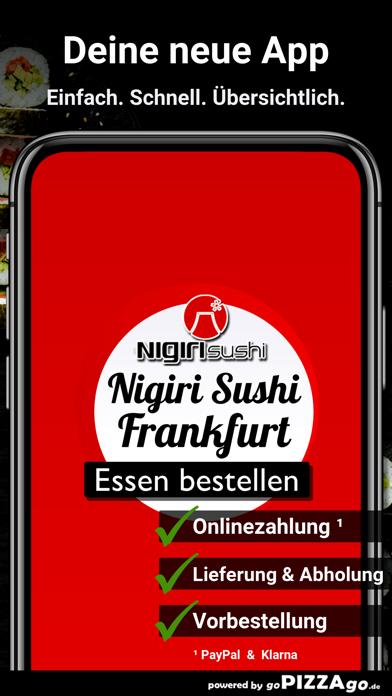 Nigiri Sushi Frankfurt am Main screenshot 1