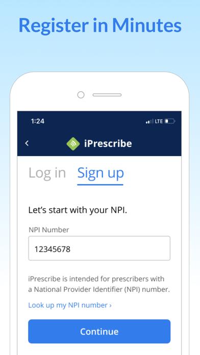 iPrescribeScreenshot of 4