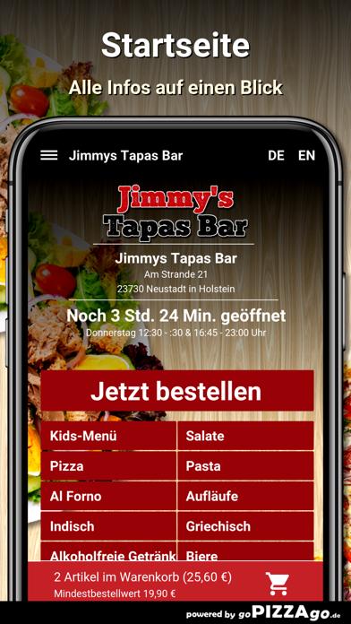 Tapas Bar Neustadt in Holstein screenshot 2