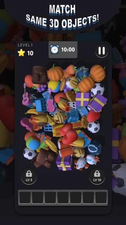 Match Mania 3D