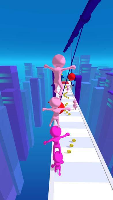 Match Human Run screenshot 5