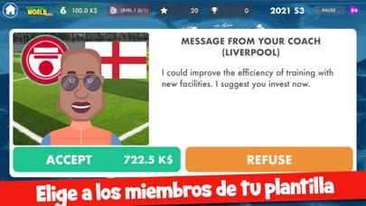 Descargar Football World Master para Android