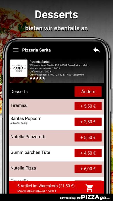 Sarita Frankfurt am Main screenshot 6