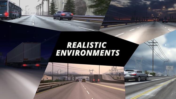Traffic Tour - Highway Rider screenshot-4
