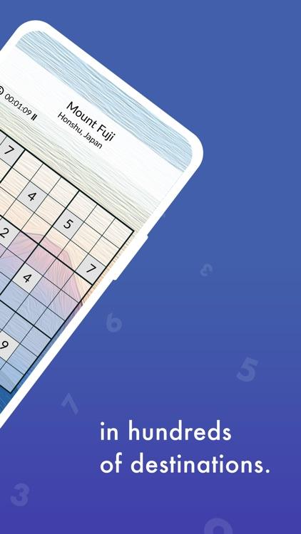 Sudoku Travel