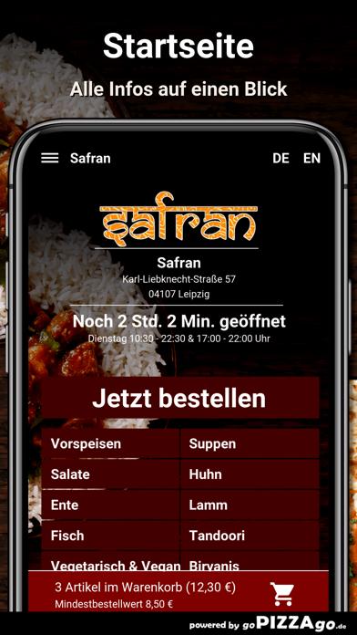 Safran Leipzig screenshot 2
