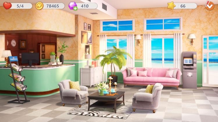 Hotel Frenzy: Design Makeover screenshot-5