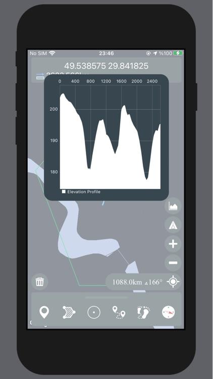 Mgrs & Utm Map screenshot-3