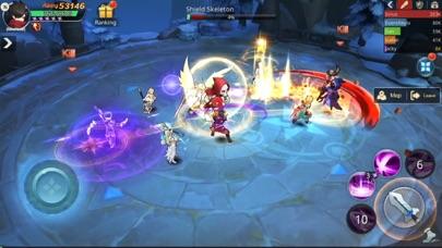 Guardians of Cloudia screenshot 2