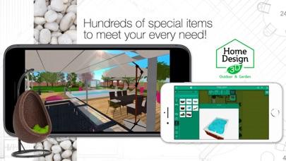 Home Design 3D Outdoor Garden Screenshots