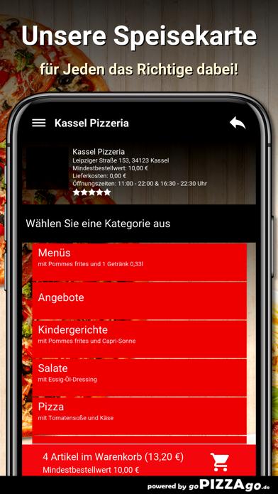 Kassel Pizzeria Kassel screenshot 4