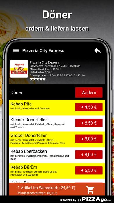 City Express Oldenburg screenshot 6