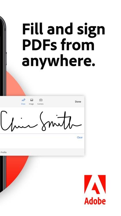 Adobe Acrobat Reader PDF Maker screenshot-7