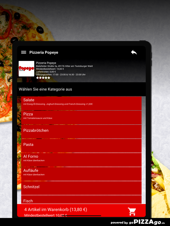 Pizzeria Popeye Hilter screenshot 8