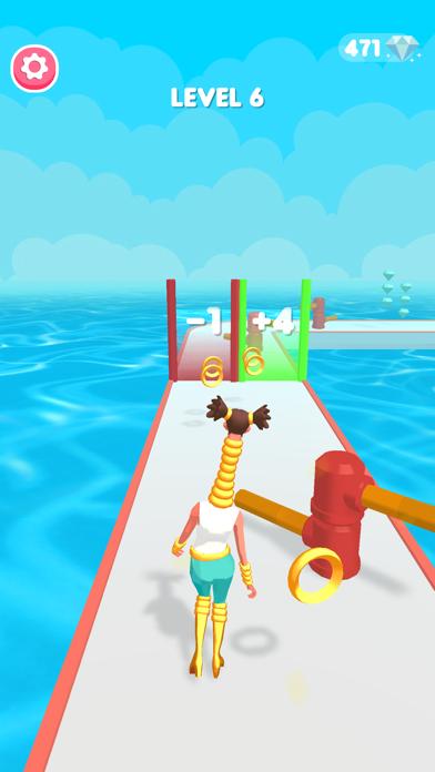 Long Neck 3D screenshot 7
