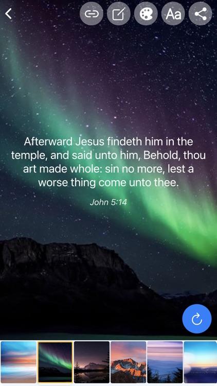 King James Bible Version screenshot-3