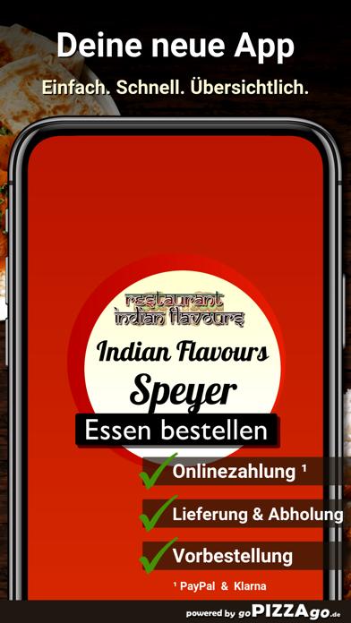 Indian Flavours Speyer screenshot 1