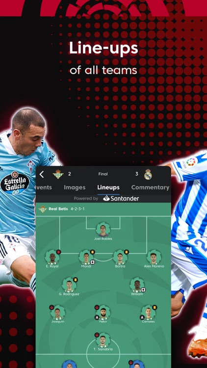 La Liga - Official Soccer App screenshot-5