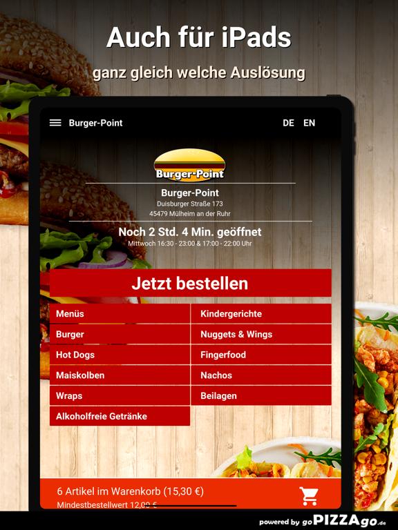 Burger-Point Mülheim screenshot 7