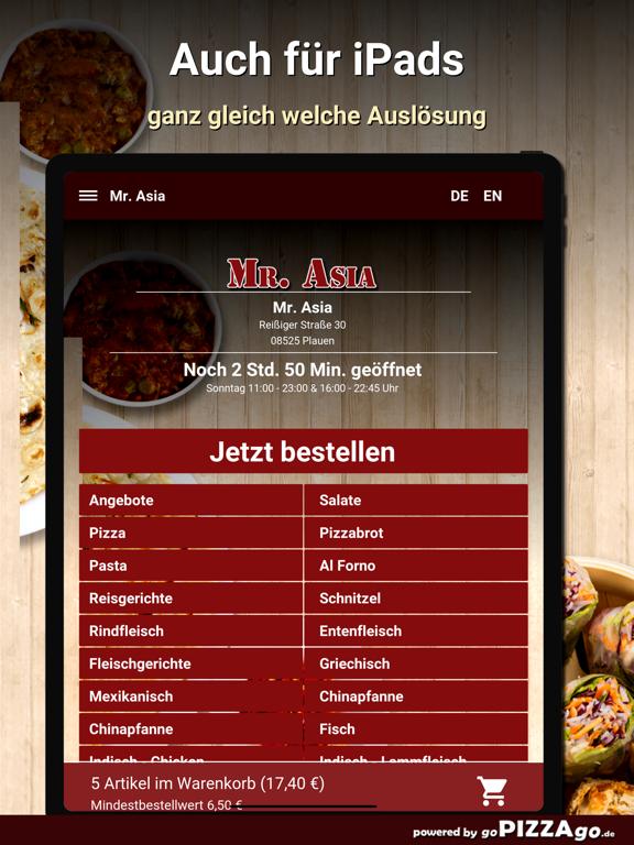 Mr. Asia Plauen screenshot 8