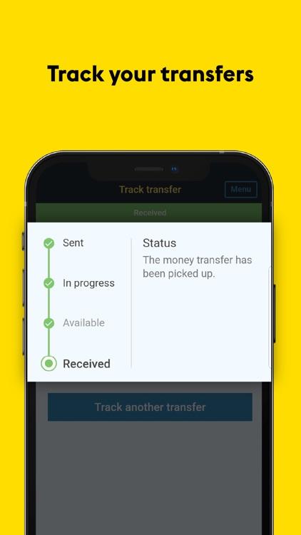 Western Union®: Money Transfer screenshot-4