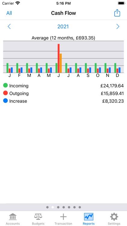 Account Tracker Pro screenshot-3
