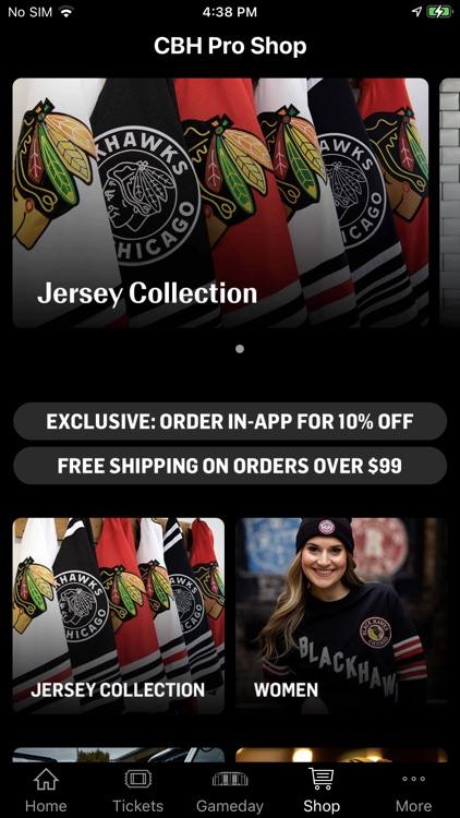 Chicago Blackhawks screenshot-3