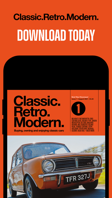 Classic.Retro.Modern.Screenshot of 1