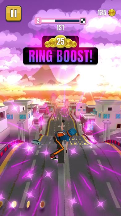 Faily Skater Street Racer screenshot 2