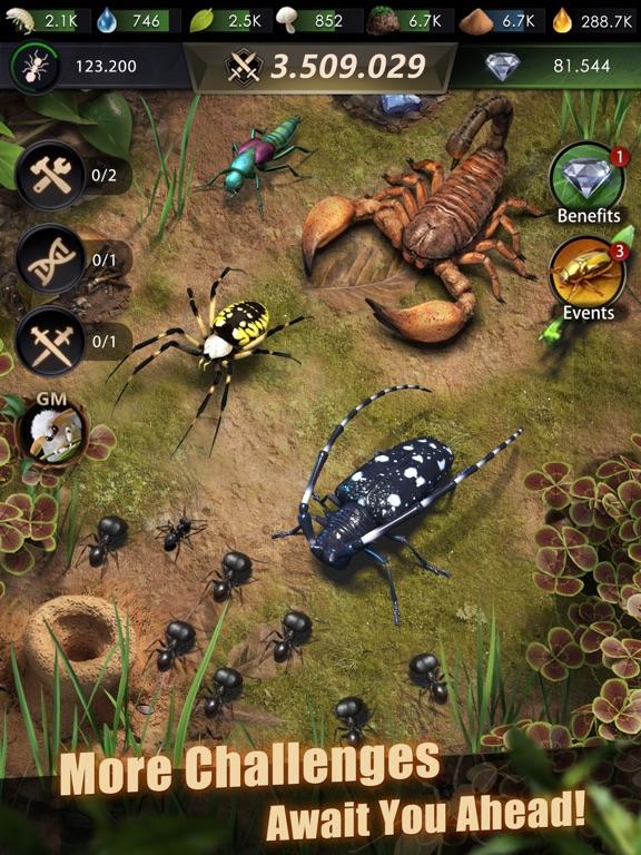 The Ants: Underground Kingdom screenshot 14