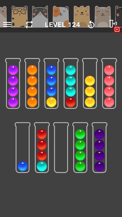 Ball Sort Color Water Puzzle screenshot-3