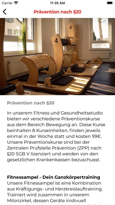 Achtal Sport & PhysioScreenshot von 3