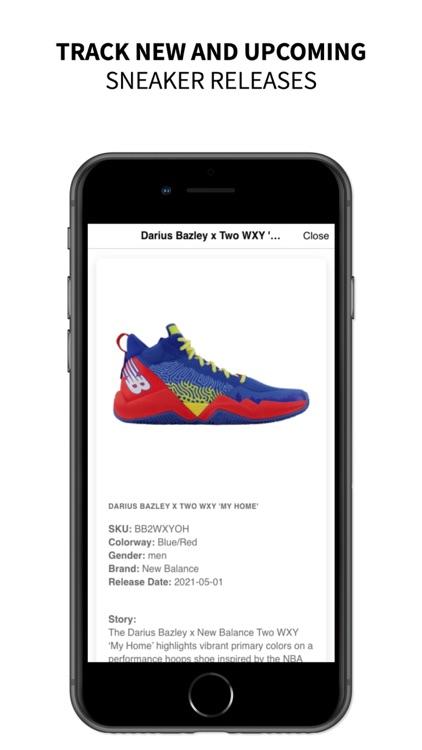 Sneakers Release Dates & News screenshot-3