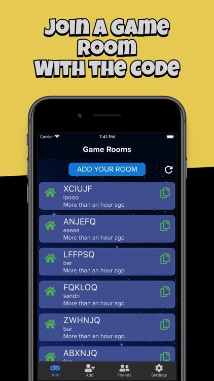 AmongFriends - Chat Among Crew screenshot-3