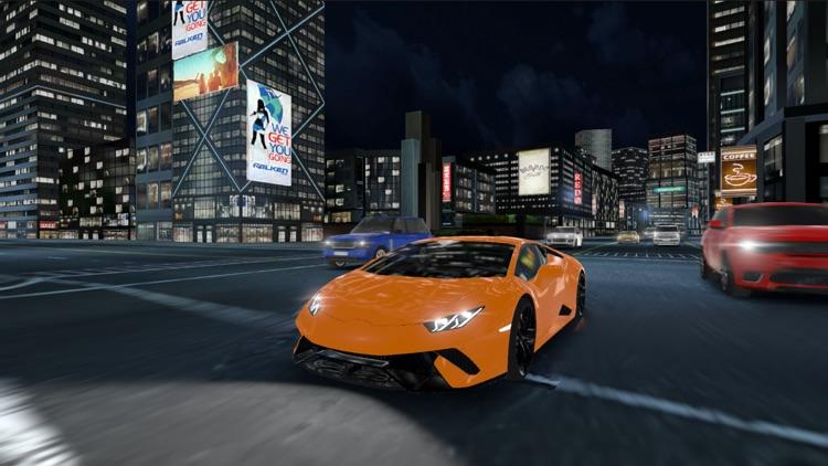 Racing in Car 2021 screenshot-4