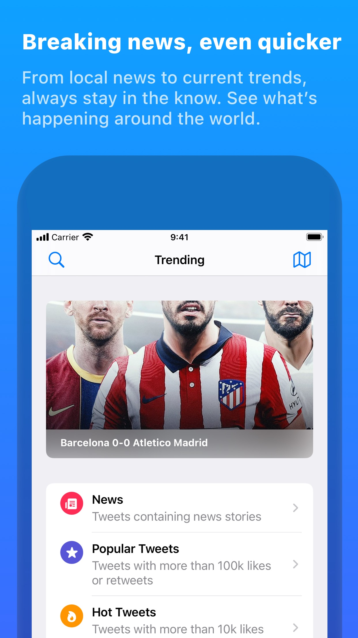 Screenshot do app Aviary