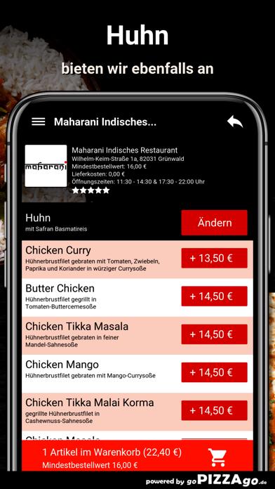 Maharani Grünwald screenshot 6